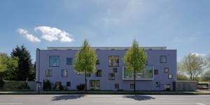 Wohnhaus in Düsseldorf-Gerresheim, Bergische Landstraße 79