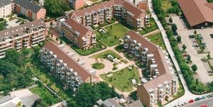 Wohnanlage mit Gewerbeeinheiten in Düsseldorf-Wersten, Gerberstraße 11 – 41