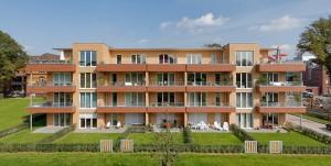 Wohnbebauung in Düsseldorf-Derendorf, Tannenstraße 40/40a & 44/44a