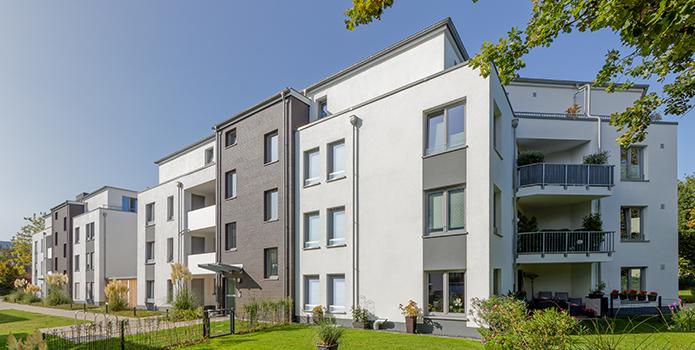Mietwohnungen in Ratingen-Ost