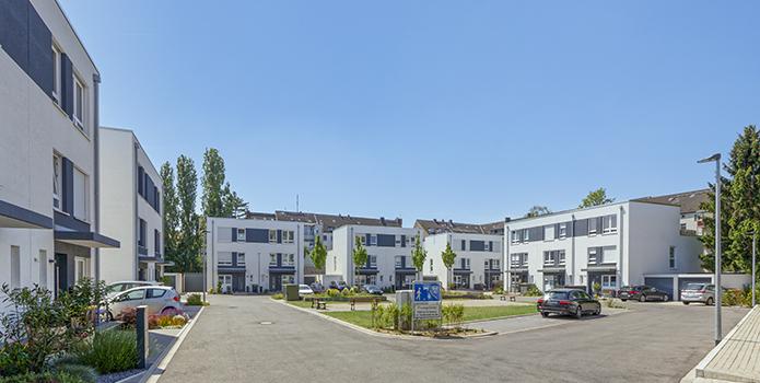 Einfamilienhäuser in Duisburg-Duissern